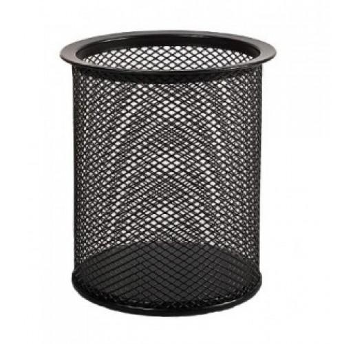Подставка для ручек FORPUS, металлический (сетка), 79x102мм, черный FO30541, серебро FO30551