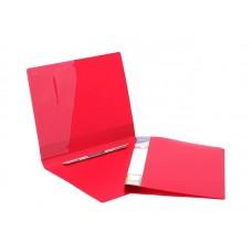 Папка с пружинным механизмом А4 красная FO21904