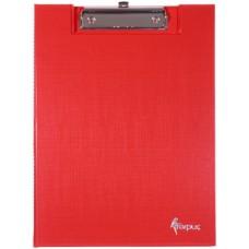 Планшет с крышкой А4 красный FO22303