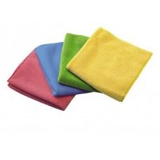 Салфетки из микроволокна 220г/м , 25*25 см Желтый 3 шт уп