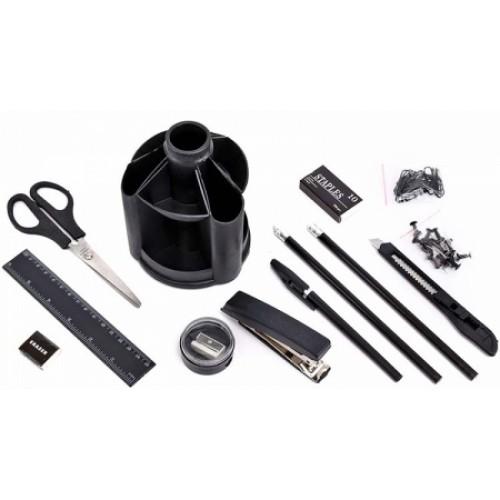 Настольный органайзер черный EC03520