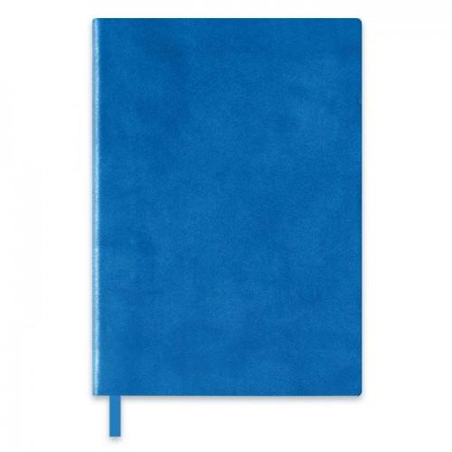 Ежедневник датированный синий арт.47424/15 ТРАВЕРТИН (А5, 142х209, 352 стр)