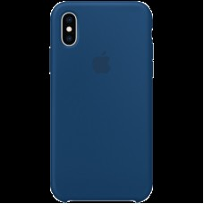 Чехол на iPhone XS Silicone Case - Blue Horizon, Model