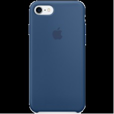 Чехол для iPhone 7 Silicone Case - Ocean Blue, Model