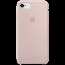 Накладной чехол Apple Silicone Case для IPhone 8+/7+ Pink Sand / MQH22ZM/A
