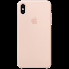 Чехол на iPhone XS Max Silicone Case - Pink Sand, Model