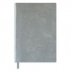 Ежедневник датированный серый арт.47422/15 ТРАВЕРТИН (А5, 142х209, 352 стр)