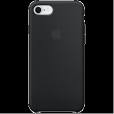 Накладной чехол Apple Silicone Case для IPhone 8/7 Black / MQGK2ZM/A