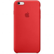 Накладной чехол Apple Silicone Case для IPhone 6s Plus Red / MKXM2ZM/A