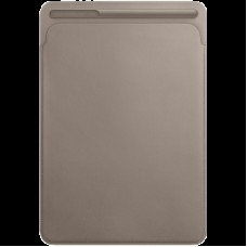 Чехол для планшета Apple Leather Sleeve for 10.5 iPad Pro Taupe / MPU02ZM/A