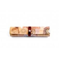 """Пенал-органайзер """"Путешествие"""" арт.41033/25 (25*20см, для хранения мелких предметов, из ПВХ (без нап"""