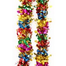 Новогодняя мишура арт.38177 (8см,2м, из ПЭТ) / 8см,2м арт.38177