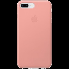 Чехол для iPhone 8 Plus / 7 Plus Leather Case - Soft Pink