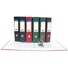 Папка-регистратор 50мм PVC (ассортим) INDEX