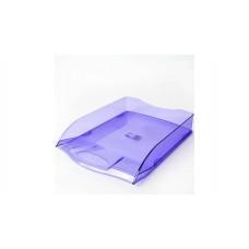 Лоток для бумаг горизонтальный Премиум, Index, цвета в ассортименте