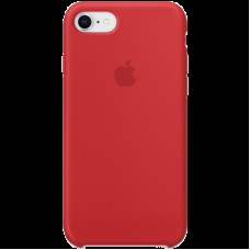 Накладной чехол Apple Silicone Case для IPhone 8/7 Red / MQGP2ZM/A