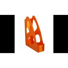 Лоток для бумаг ПАРУС GLOSS, вертикальный (цвета ассорти)