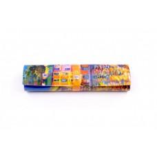 """Пенал-органайзер """"Лодочка"""" арт.41039/25 (25*20см, для хранения мелких предметов, из ПВХ (без наполне"""