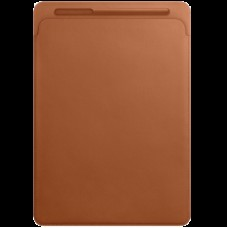 Чехол для планшета Apple Leather Sleeve for 12.9 iPad Pro Saddle Brown / MQ0Q2ZM/A