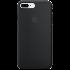 Накладной чехол Apple Silicone Case для IPhone 8+/7+ Black / MQGW2ZM/A