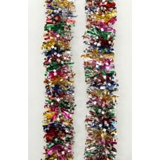 Новогодняя мишура арт.38190 (9см,2м, из ПЭТ) / 9см,2м арт.38190