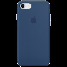 Чехол для iPhone 8 / 7 Silicone Case - Blue Cobalt