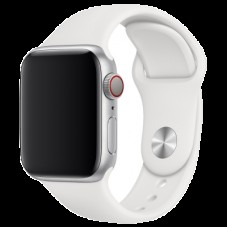 Браслет Apple Watch 40mm White Sport Band - S/M & M/L, Model