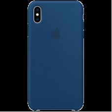 Чехол на iPhone XS Max Silicone Case - Blue Horizon, Model