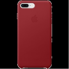 Чехол для iPhone 8 Plus / 7 Plus Leather Case - (PRODUCT)RED