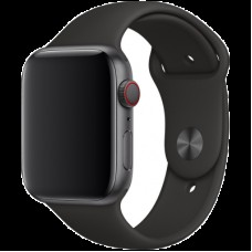 Браслет Apple Watch 44mm Black Sport Band - S/M & M/L, Model