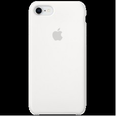 Накладной чехол Apple Silicone Case для IPhone 8/7 White / MQGL2ZM/A
