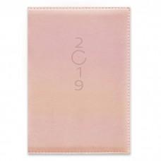 Ежедневник датированный  розовый металлик арт.47414/15 (А5, 145х210, 352 стр)