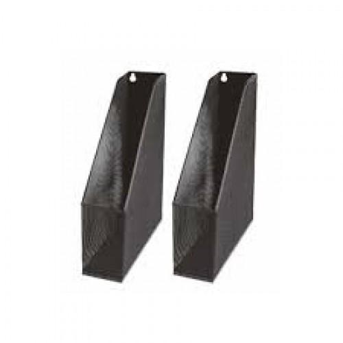 Лоток для бумаг вертикальный, метал, сетка Е9186