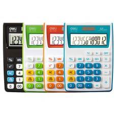 Калькулятор 12 разрядов карманный арт. 1122 (Deli)