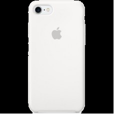 Чехол для iPhone 7 Silicone Case - White, Model