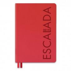 Ежедневник датированный красный арт.47541/15 БУЙВОЛ (А5, 146х211 мм, 352 стр.)
