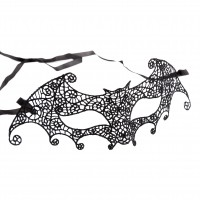 Маскарадная маска Летучая мышь арт.78206