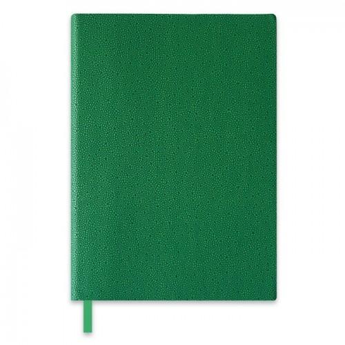 Ежедневник датированный зеленый арт.47425/15 ШАГРЕНЬ (А5, 142х209, 352 стр)