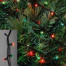 Новогодняя электрическая гирлянда 100 лампочек арт.76249