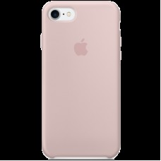Чехол для iPhone 7 Silicone Case - Pink Sand, Model