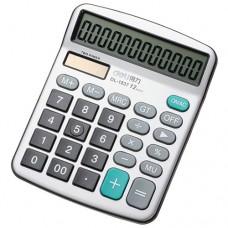 Калькулятор 12 разрядов настольный арт. 1837 (Deli)