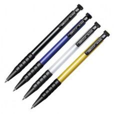Ручка шариковая автоматическая 0,7мм синяя DELI 6546