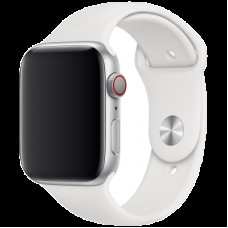 Браслет Apple Watch 44mm White Sport Band - S/M & M/L, Model
