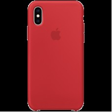 Чехол на iPhone XS Silicone Case - (PRODUCT)RED, Model