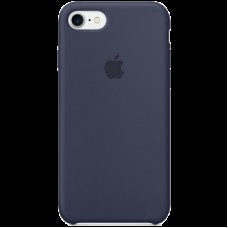 Чехол для iPhone 7 Silicone Case - Midnight Blue, Model