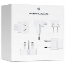 Комплект переходников для зарядного устройства Apple World Travel Adapter Kit (2015) / MD837ZM/A