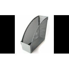 Накопитель вертикальный сетчатый ЭКОНОМ, ширина 76 мм., цвета ассорти