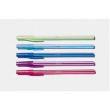 Ручка шариковая ICO SIGNETTA 0,5мм ассорти DP120