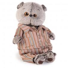 Игрушка мягконабивная Басик в шелковой пижамке Ks19-065