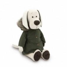 Игрушка мягконабивная *Life  Собачка Лапуська: Осенняя куртка 30 OS669/30